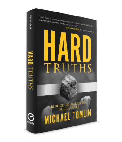 Ep 229- Hard Truths in Leadership with Michael Tomlin