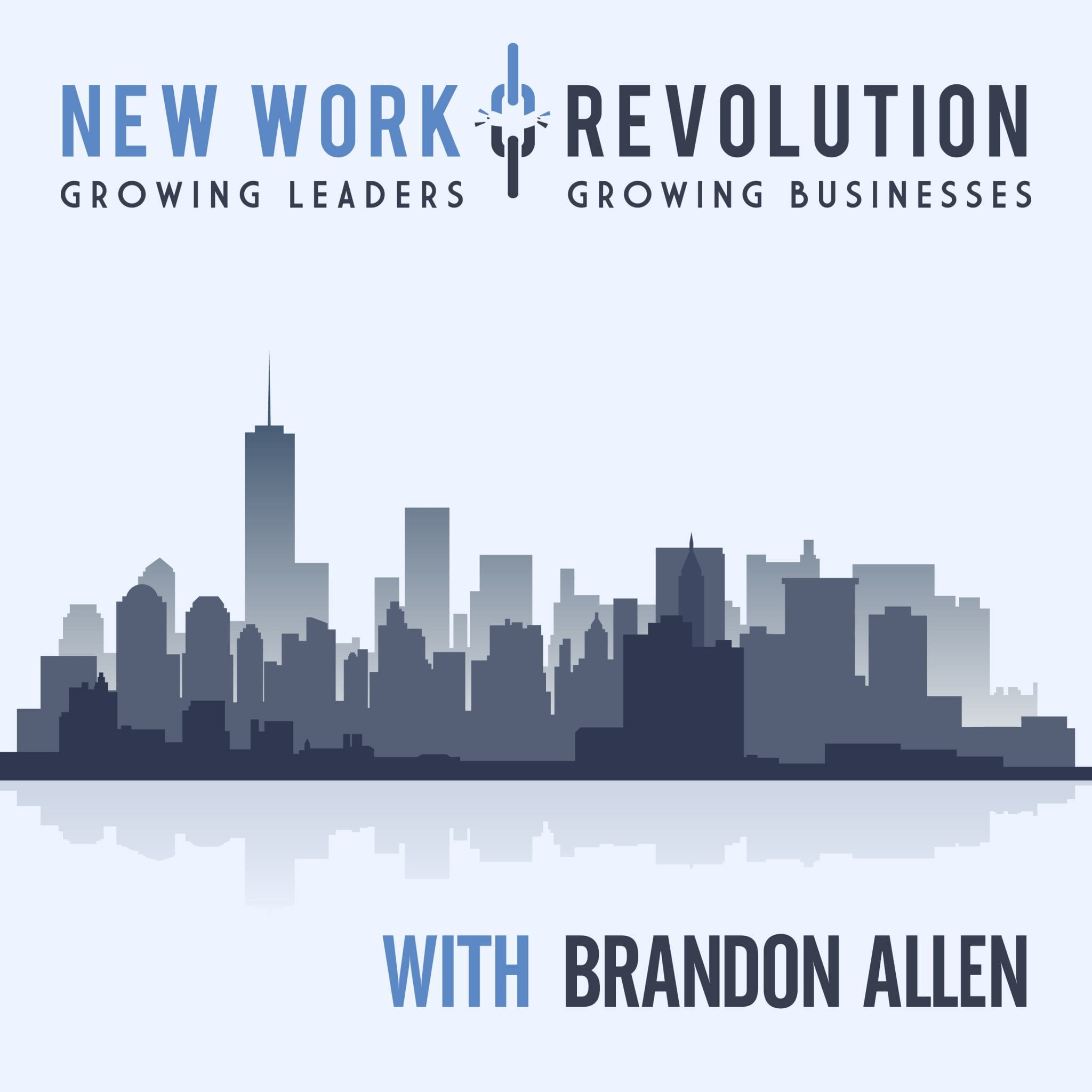 The Podcast   New Work Revolution