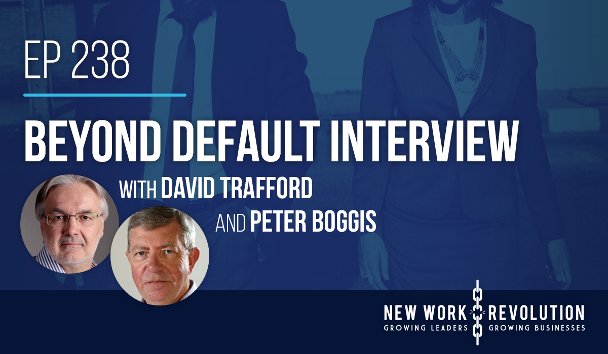 Beyond Default Book Interview