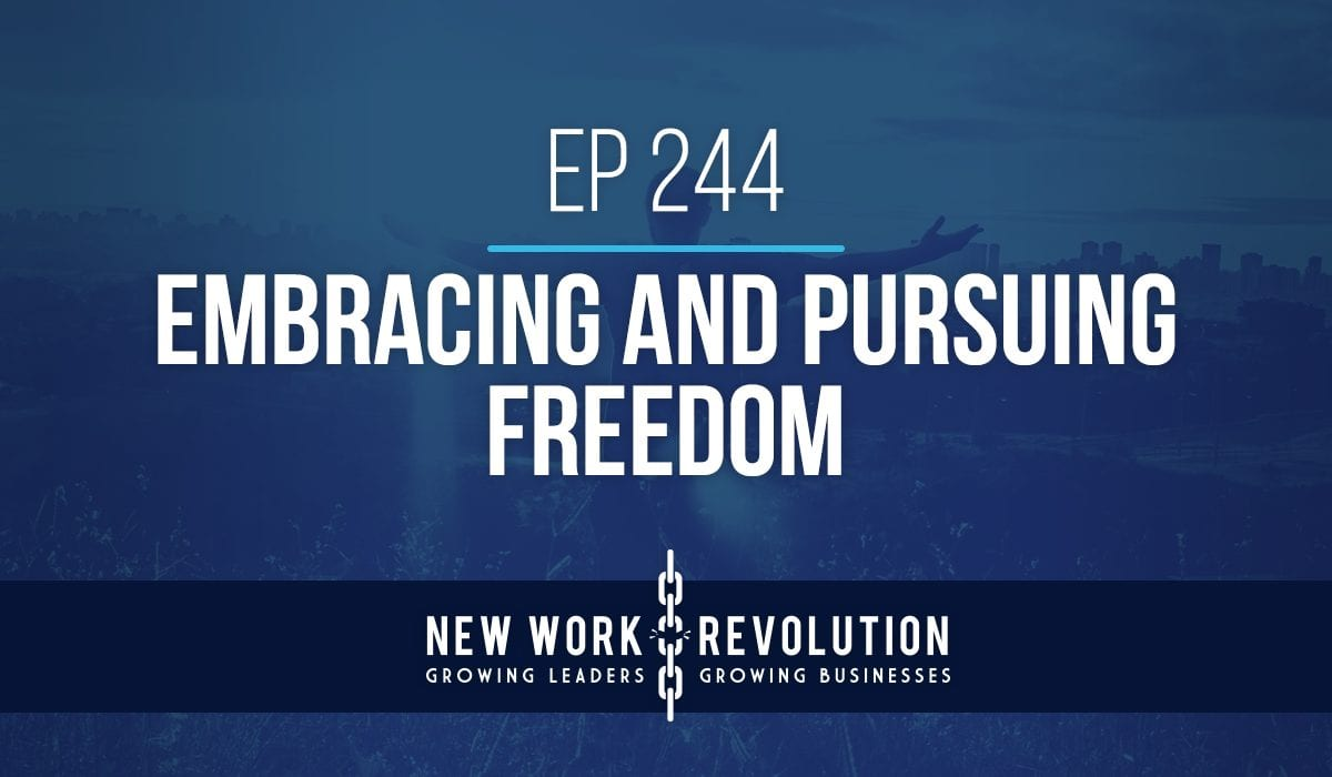 freedom as a business owner