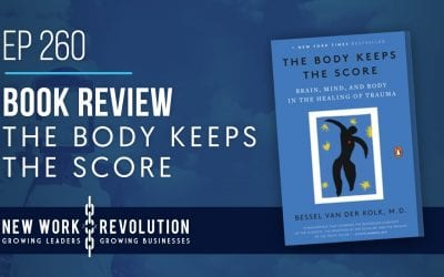 Ep 260- Book Review: The Body Keeps the Score